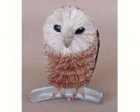 Brushart Owl On Branch BRUSH155