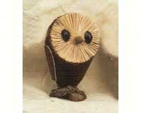 Brushart Owl Brown BRUSH15B