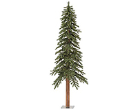 6 foot X 33 inch Brushart Alpine Tree-BRUSHA807260