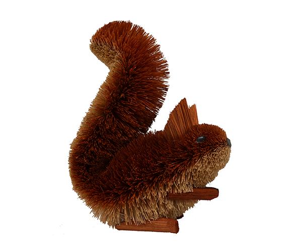 18 inch BrushartSquirrel Brush Ears