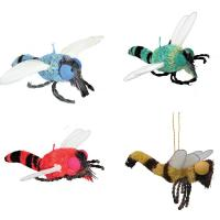Dragonfly Assorted (2 assorted) Brushart Ornament BRUSHOR114