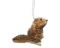 Chipmunk Brushart Ornament BRUSHOR118