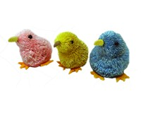 Chicks Assortment Brushart Ornament BRUSHOR19C