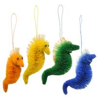 Seahorse Assortment (4 assorted) Brushart Ornament BRUSHOR21