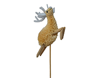 Reindeer Brush Art Plant Pal-BRUSHSK108