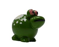 Frog Marble Figurine-MARBLE0210
