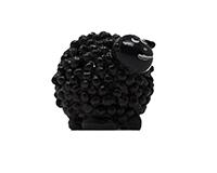 Black Lamb Marble-MARBLE0214B