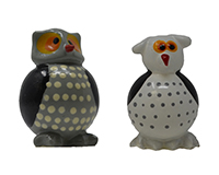 Adult Owl Marble (Set of 2) MARBLE0219