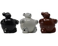 Bear Marble (Set of 3) MUST ORDER 2 SETS MARBLE0237