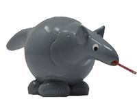 Anteater Marble Figurine-MARBLE0274
