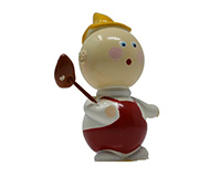 Farmer Boy Marble Figurine-MARBLE0305