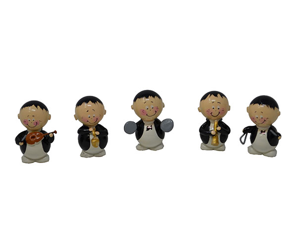 Musician Marble (Set of 5) MARBLE0312