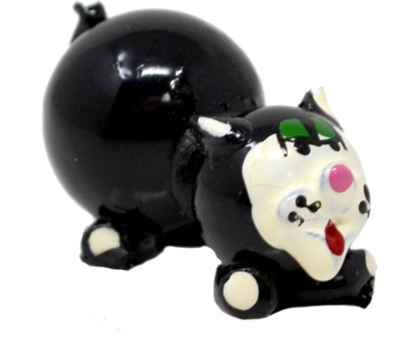 Small Black Cat MARBLE0506S