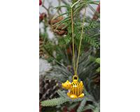 Tiger Marble Ornament-MARBLEOR0224