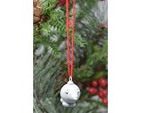 Rhinoceros Marble Ornament-MARBLEOR0234