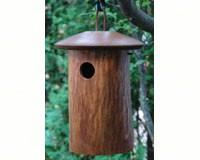 Natural BlueBird House-BYERMTCD110