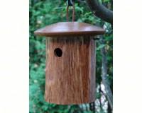 Natural Chickadee House-BYERMTCD111