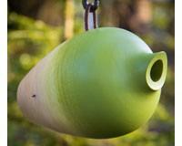 Helmet Green Bird House-BYERMTCD116G