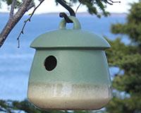 Return Bird Home Green-BYERSH42405