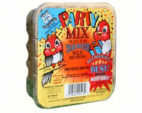 11 oz. Party Mix Suet +Freight-CS513