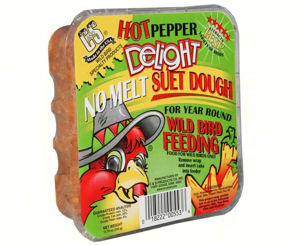 13.5 oz. Hot Pepper Delight/Dough +Freight