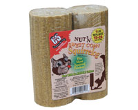 32 oz. Nut & Sweet Corn Squirrel Log +Freight-CS611