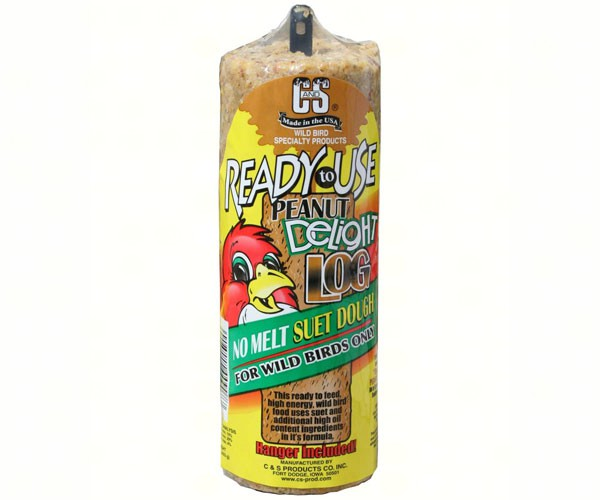 Peanut Delight Log 16 oz +Freight