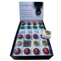 CapaBunga Wine Caps Holiday CDU-CAPA1X01