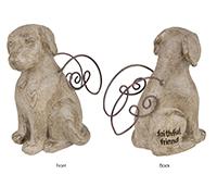 Faithful Friend Figurine-CHA10036