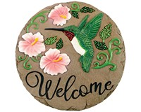 Welcome Garden Stone-CHA10107