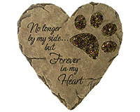 Beadworks Garden Stone Pet Bereavement-CHA10136