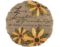 Beadworks Garden Stone Friendship-CHA10146
