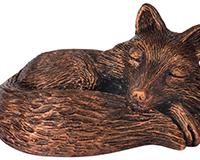 Fox Garden Figurine-CHA10488