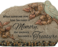 Memory Garden Marker-CHA10763