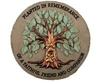 Faithful Friend Garden Stone-CHA10785