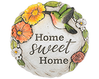 Home Sweet Home Mini Garden Stone-CHA11297