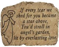 Garden Stone Angel's Garden-CHA12972