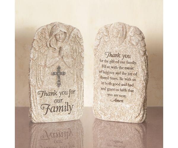 Our Family Prayer Stone
