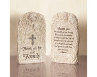 Our Family Prayer Stone-CHA13723