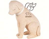 Dog Figurine Faithful Angel-CHA14211