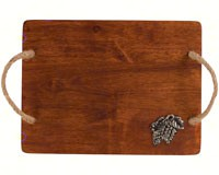 Grapes Rope Cutting Board-CHA21184