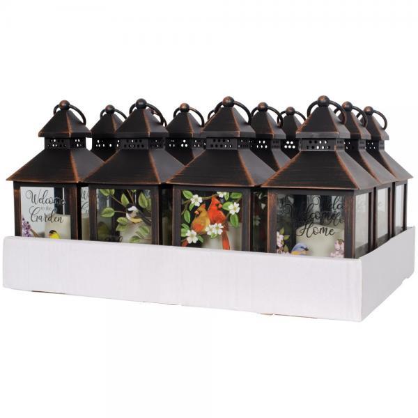Songbird Lantern 12pc Display