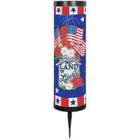 Sweet Land Garden Pillar-CHA43215