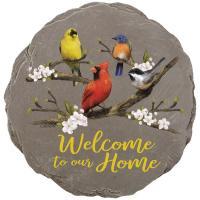 Songbird Haven Garden Stone-CHA43424