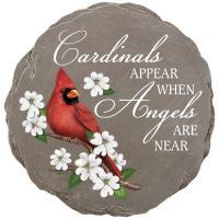 Angels Are Near Garden Stone-CHA43430