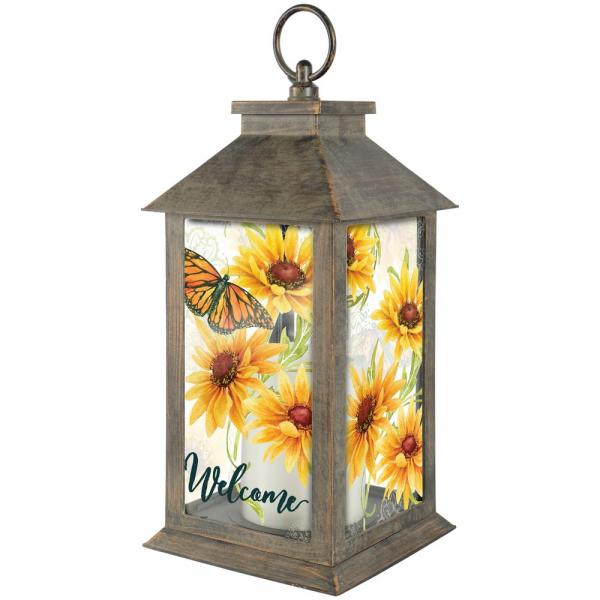Sundrenched Blossoms Lantern