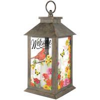 Cardinal Birdsong Lantern-CHA43453