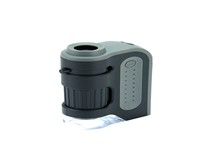 Carson MicroBrite Plus 60x-120x LED Lighted Pocket Microscope-CARSONMM300