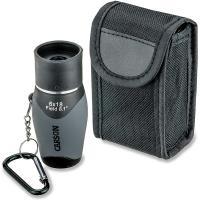 MiniMight 6x18mm Pocket Monocular w/ Carabiner Clip-CARSONMM618