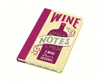 Wine Notes (A Wine Lover's Journal)-CB9780735335301